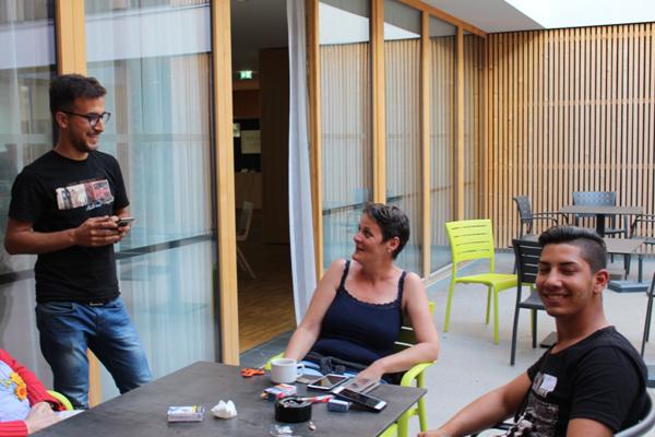 Sprachen-Café von zkobla dahoam