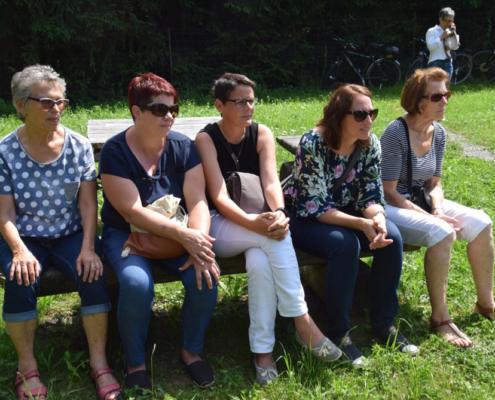 Ehrenamtstreff im Schollaloch, Juni 2018