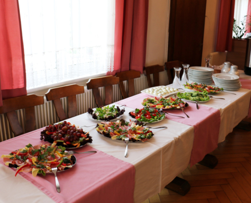 Frühstück @ Gasthaus Harmonie, Koblach