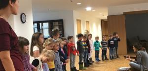 Kindergartenbesuch im Haus Koblach @ Haus Koblach